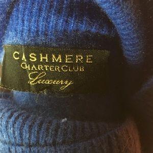 100% Cashmere Turtleneck